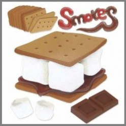 I Celebrate National S'mores Day