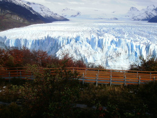 Perito Moreno, from another angle.