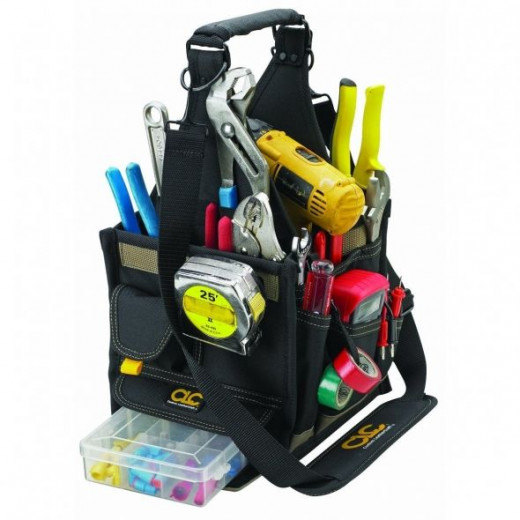 More open tool bags available by clicking on product below.