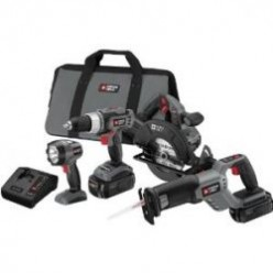 Cordless Power Tools Builders Use