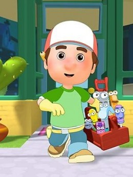 Handy Manny Toys Available on Amazon