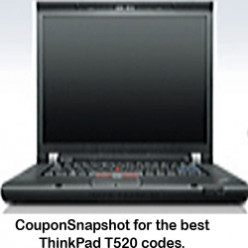 ThinkPad T520 Coupons