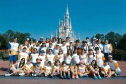 Orlando Trip 2005 Tia Eliane Group.