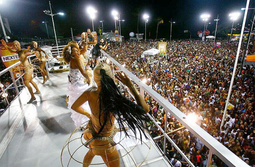 Carnaval Salvador Brazil
