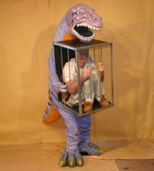 The Dino Guy
