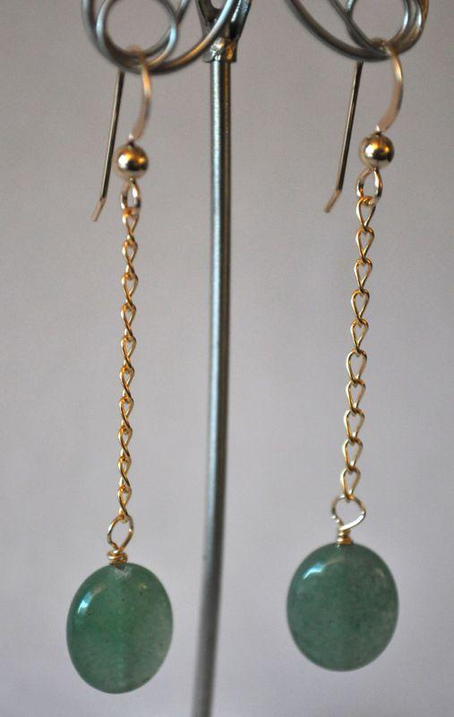 Lesson 1 -  Long Dangle Earrings