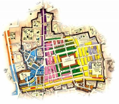 The Grand Bazaar Map