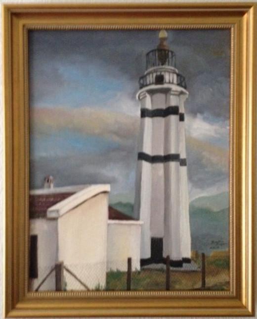 Behramkale Lighthouse