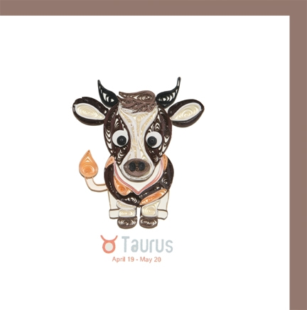 Taurus April 19 - May 20