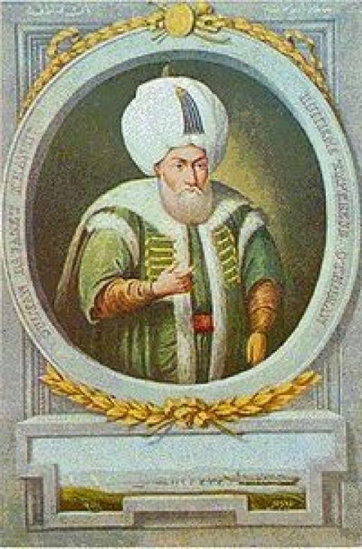 Bayezid II Ottoman Sultan
