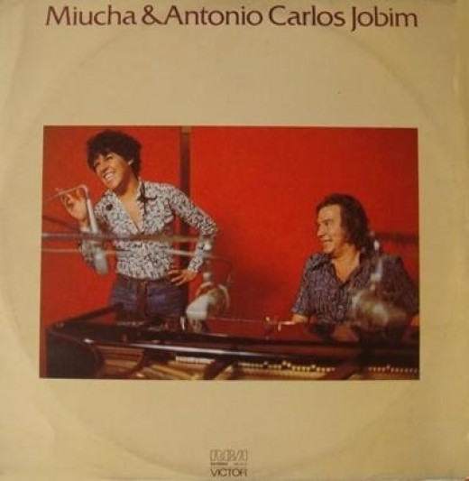11 - 1977 Miucha & Antonio Carlos Jobim - Vol. 1 (with Miucha)