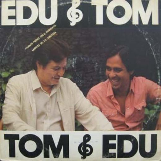 14 - 1981 Edu & Tom (with Edu Lobo)