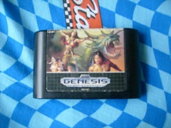 Golden Axe 2 game photo