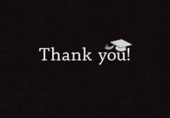 What to Write in a Thank You Card for Graduation