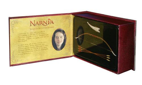 Narnia Susan's Christmas Gifts