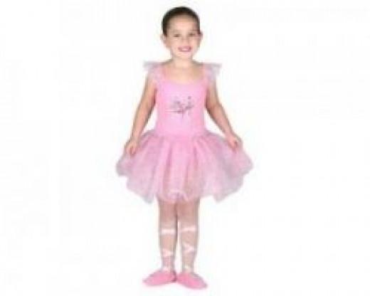 Quick ballerina costume