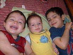 Ryan, Alexander and Howie taken mid 2008