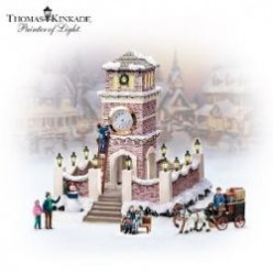 Thomas Kinkade Clocks