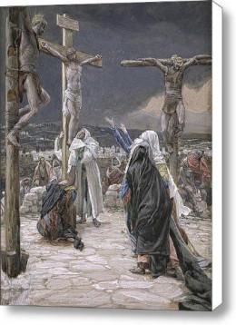 Buy this Death of Jesus print on Amazon here.