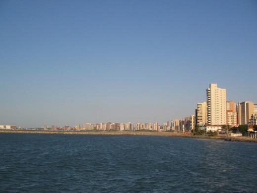 Fortaleza - Capital of Ceara State