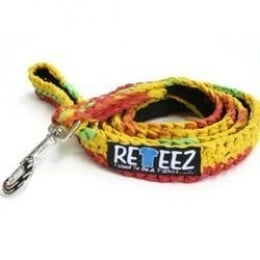 Recycled T-shirt Dog Leash