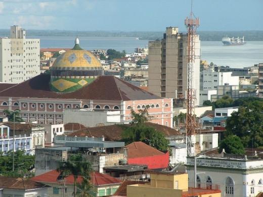 Manaus - Capital of State Amazonas