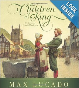 Available on Amazon: The Children of the King (Redesign) Hardcover