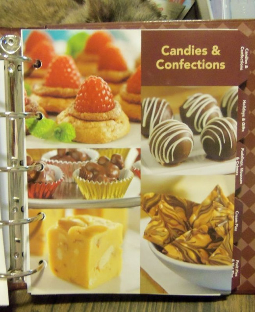 Candy and Confection ideas.