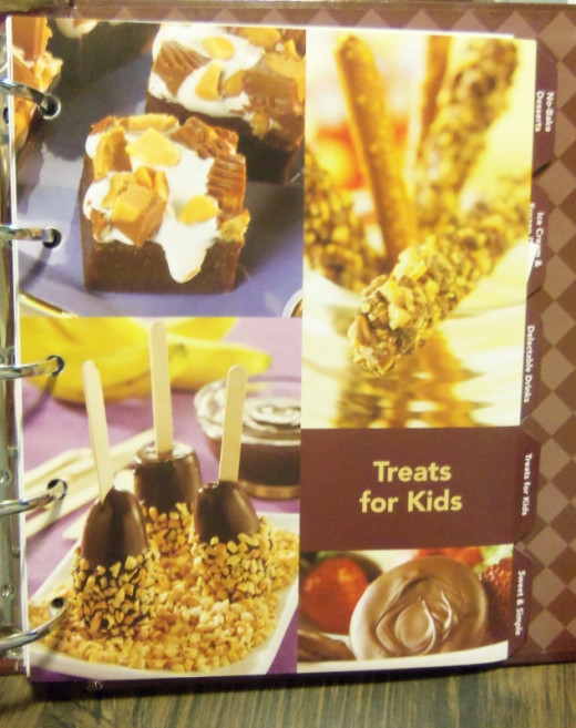 Special recipe just for getting kids in the kitchen. Fun treats they will love to make and eat.