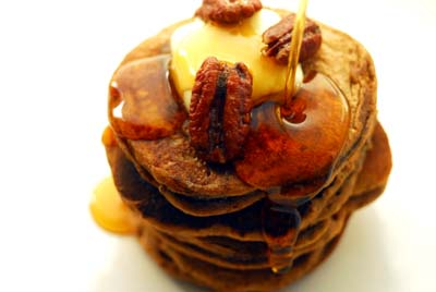 Unusual Strove Tuesday Gingerbread Pancakes