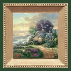Thomas Kinkade Kitchen, Dining & Walls