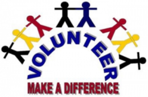 Make a difference.  Volunteer.
