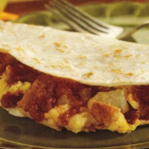 campbell recipe taco brunch