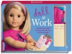 American Girl Craft Books Review