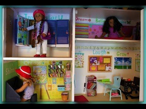 Google Images of American Girl Doll School Kit