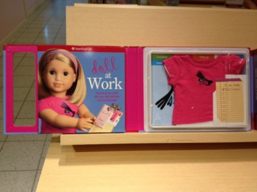 AG Doll Work Kit