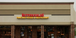 Buttersfield Pancake House in Illinois