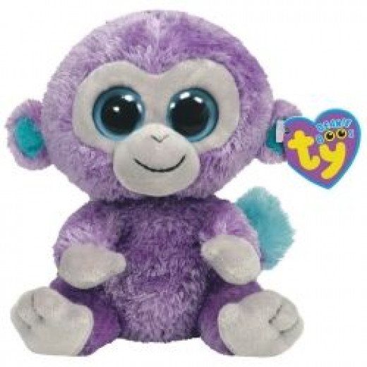 Ty Beanie Boos Blueberry Monkey Available on Amazon