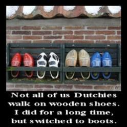 * A  trip through The Netherlands