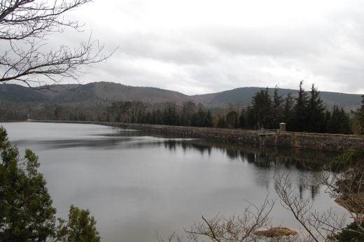 Pierre Paul Riquet's little dam is quite impressive