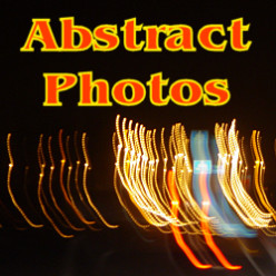 * How to make Abstract Photos