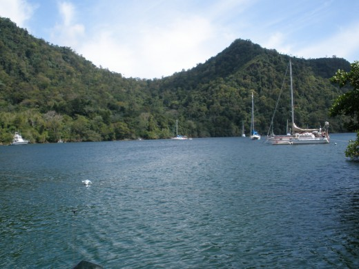 Scotland Bay, Trinidad