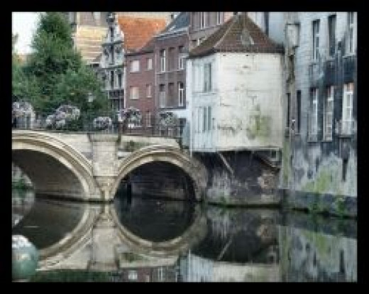 bridge Mechelen