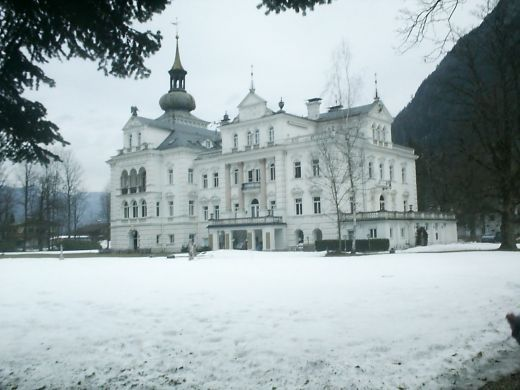 Schloss Grubhoff once home to the King of Bavaria