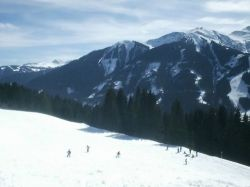 Skiing in Zell Am See
