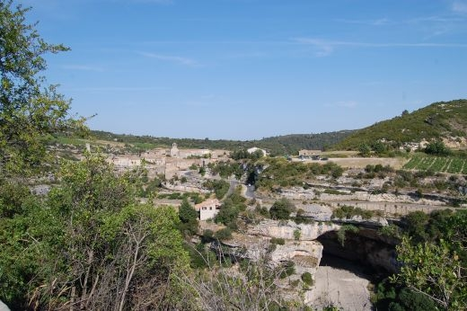 Minerve the Capital of Minervoise