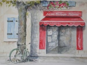 Learn to Paint in France