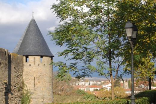 Carcassonne Castle France