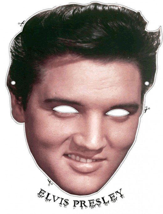 Elvis 'The King' Presley