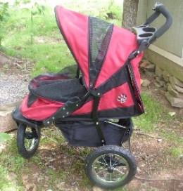Pet Gear Dog Stroller Ready To Load